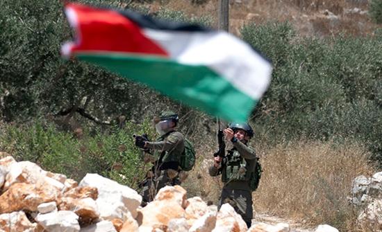 """إصابات باحتجاجات فلسطينية رافضة لـ""""الضم"""" بالضفة .. بالفيديو"""