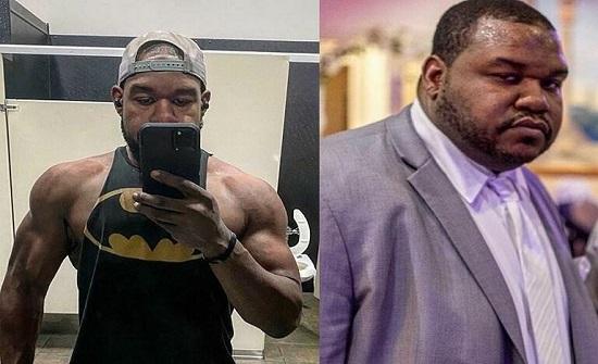 خسر 100 كلغم من وزنه .. وتحول لبطل بكمال الأجسام - فيديو