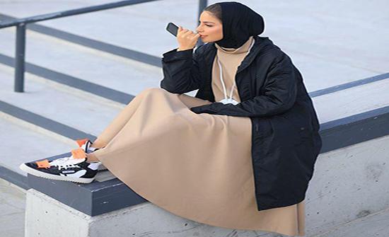 أزياء محجبات جديدة على طريقة مدونات الموضة