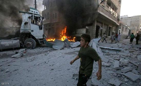 مجلس الأمن يصوت على مشروعي قرارين لوقف النار بإدلب السورية