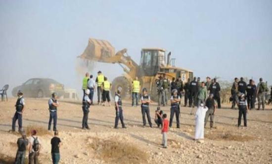 اسرائيل تمدد إغلاق الحرم الإبراهيمي اسبوعا وتهدم العراقيب للمرة 182