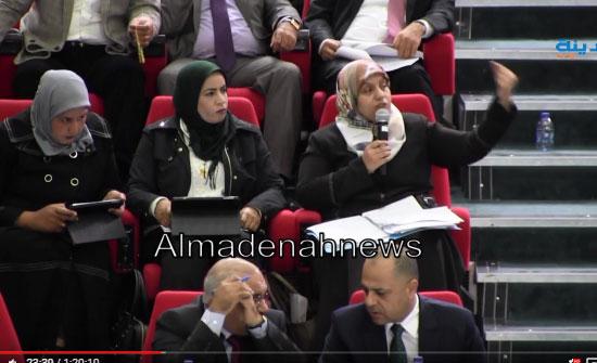 بالفيديو : التسجيل الكامل لجلسة الاحد الصباحية قبل اقرار قانون الضريبة ( نقاشات ساخنة )