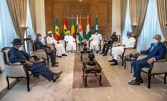 دول غرب أفريقيا ترفع العقوبات المفروضة على دولة مالي