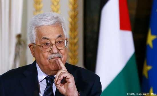 شاهد : مروحيات أردنية تنقل محمود عباس من فلسطين الى عمان