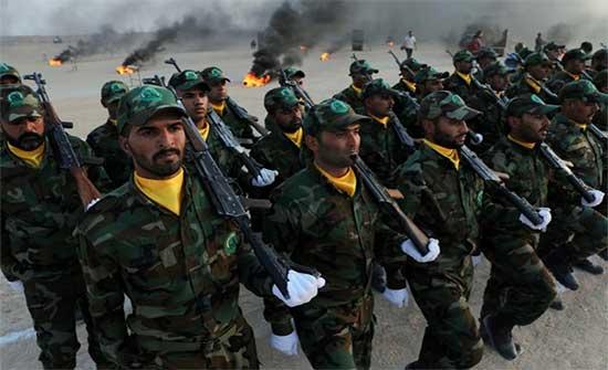 الحشد الشعبي: غارة واشنطن استهدفت حدود العراق وأسفرت عن قتيل