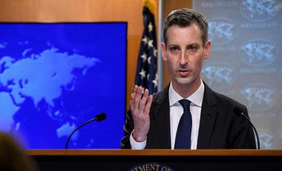 واشتطن: نخوض محادثات غير مباشرة لكن نشطة مع إيران حول تبادل السجناء