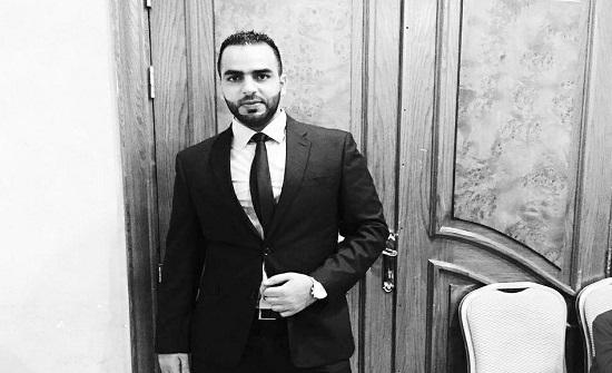 تهنئة بمناسبة خطوبة مروان توفيق ابو الرب