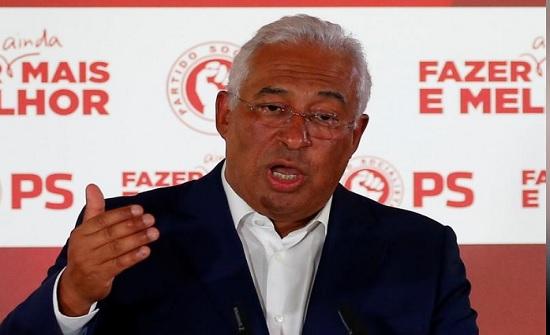 فوز الحزب الاشتراكي البرتغالي في الانتخابات البرلمانية