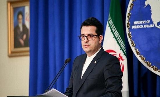 الخارجية الإيرانية: أميركا تدعم المشاغبين!