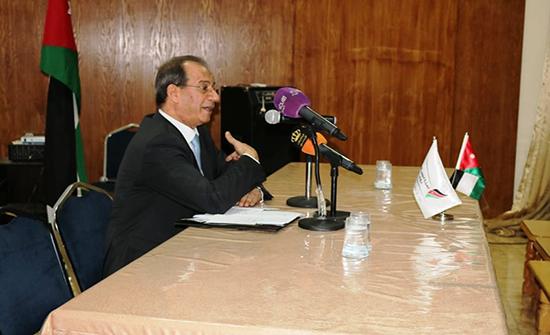 لقاء في عجلون عن تجويد وتطوير العملية الانتخابية