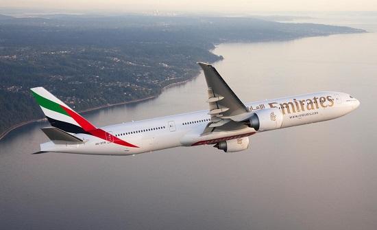 من بينها عمّان.. طيران الإمارات تضيف 7 مدن جديدة لقائمة رحلاتها