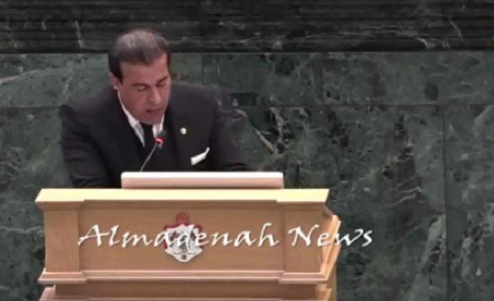 بالفيديو  كلمة النائب كمال الزغول في مناقشة موازنة 2020