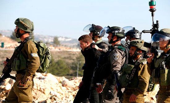 الاحتلال يشن حملة اعتقالات ضد الفلسطينيين في الضفة