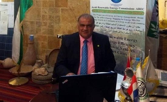 الطعاني ممثلا ورئيسا لمنظمة التعاون والتنمية العالمية لربط الطاقة في الاردن