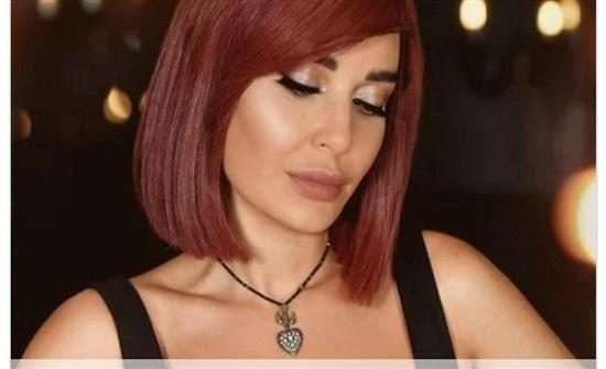 سيرين عبد النور تستطلع رأي جمهورها بلون شعرها
