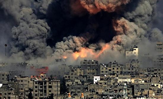 إسرائيل ترفض مقترحاً أمريكياً.. والمجلس المصغر يصادق على توسيع العمليات بغزة