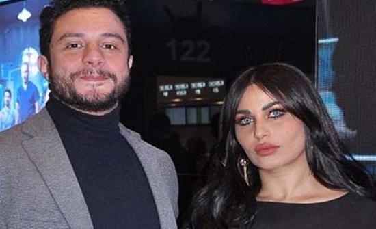 بقبلة العيد.. أحمد الفيشاوي يشعل مواقع التواصل الاجتماعي