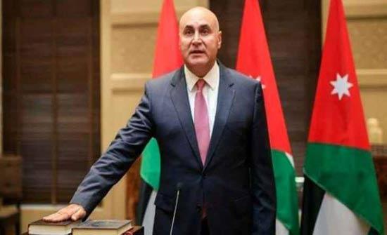 شخادة : نتطلع لجعل الأردن مركزا لصيانة الطائرات