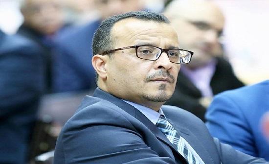 العدوان يوقع كتابه الطاسوس بمعرض عمان الدولي