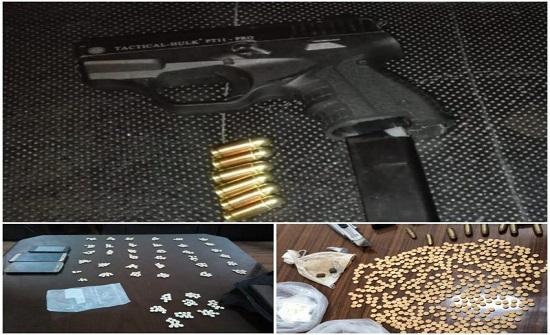 صور : القبض على 22  مروجا للمخدات خلال الـ 48 ساعة