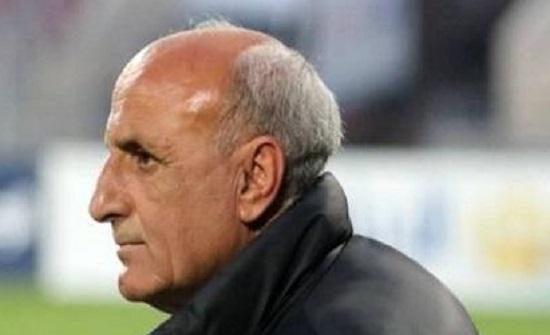 نادي الرمثا يعين الترك مديراً فنياً لفريق الكرة