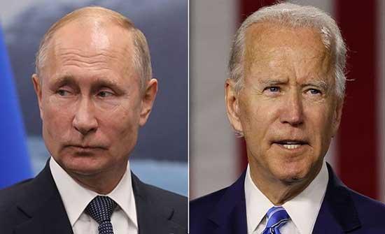 """الخارجية الروسية: واشنطن ترفض عقد محادثات بين """"بايدن"""" و """"بوتين"""""""