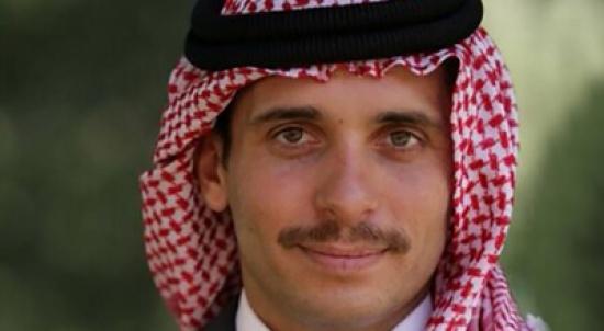 عيد ميلاد الأمير حمزة بن الحسين الواحد والأربعين يصادف غداً