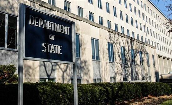 واشنطن: ندين استخدام العنف ضد المحتجين في إيران