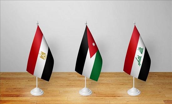 العراق : التعاون مع الأردن ومصر خطوة لتقوية اقتصاداتها