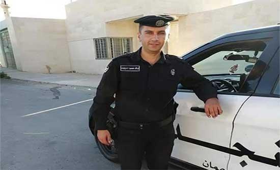 الأمن ينعى الوكيل نواف الذيابات ويؤكد القبض على شخصين بمركبة دهسته