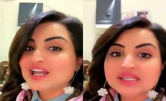 بالفيديو..رد غريب من سمر المقرن عن سبب عدم ارتداءها الحجاب
