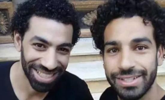 شبيه محمد صلاح يفجر مفاجأة: أصور عنه الإعلانات