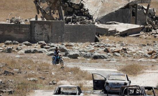 مقتل مدنيين بانفجار عبوة ناسفة بريف القنيطرة