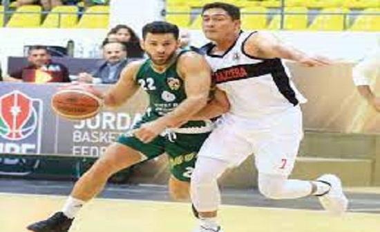 نصف نهائي كأس الملك عبد الله الثاني لكرة السلة ينطلق غدا