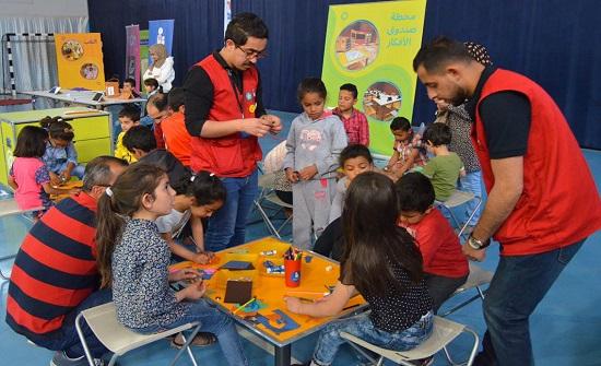 متحف الأطفال المتنقل يستقبل 34 ألف زائر في 2019