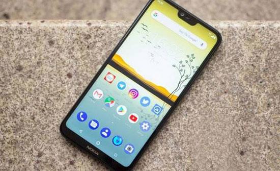 """نوكيا تطلق هاتف جديد بتقنية الشاشة """"PureDisplay"""""""