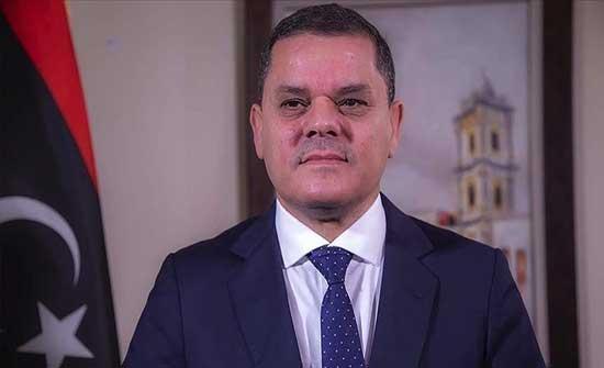 ليبيا.. الدبيبة ووفد جزائري يبحثان تهديدات أمن المنطقة