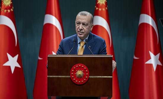 أردوغان: سنواصل المضي قدما لتركيا أقوى في المستقبل