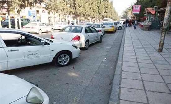 سرفيس إربد عمان العمومي يخالف أجور النقل ويكبد مستقليه أجرة الراكب الرابع