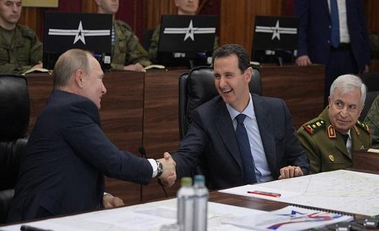 """بعد وصفه بالعاجز.. صداع في رأس موسكو """"الأسد بات عبئاً"""""""