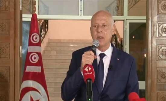 رئيس تونس: سيتم تقديم قانون جديد للانتخابات