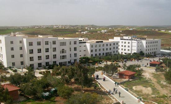 جامعة إربد الأهلية تستعد لاستقبال الطلبة المستجدين