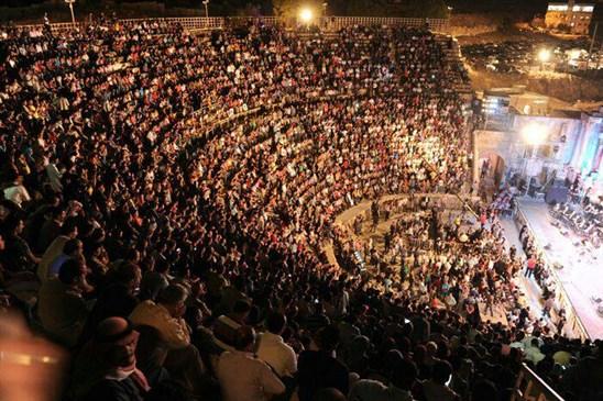 أمسيات غنائية وشعرية أردنية في مهرجان جرش