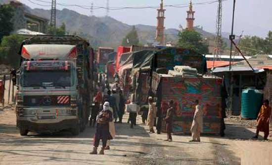 منظمة الصحة تأمل في إقامة جسر جوي لشمال أفغانستان خلال أيام