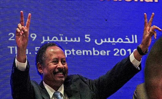 الحكومة السودانية تؤدي اليمين الدستورية اليوم