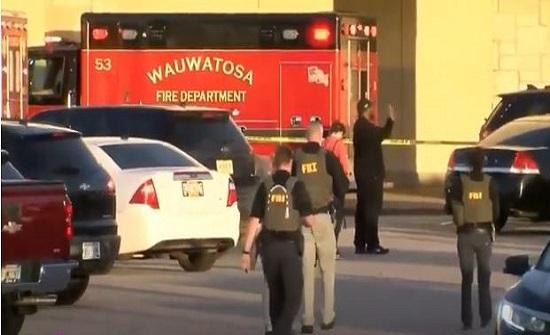 اصابات في إطلاق نار بمركز تجاري في ولاية ويسكونسن الأمريكية .. بالفيديو