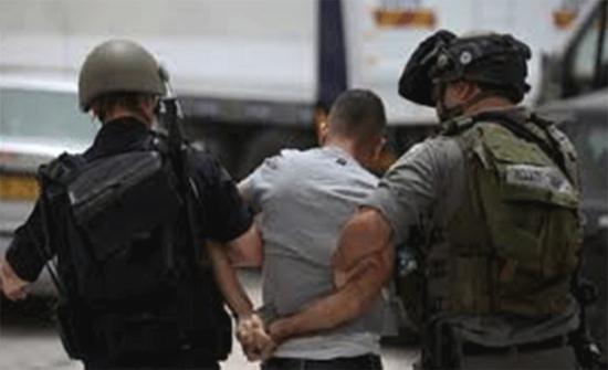 الاحتلال الاسرائيلي يعتقل 16 فلسطينيا بالضفة الغربية