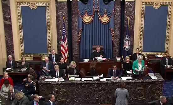 الكونغرس: مشروع قرار يحث واشنطن وطهران على العودة للاتفاق النووي