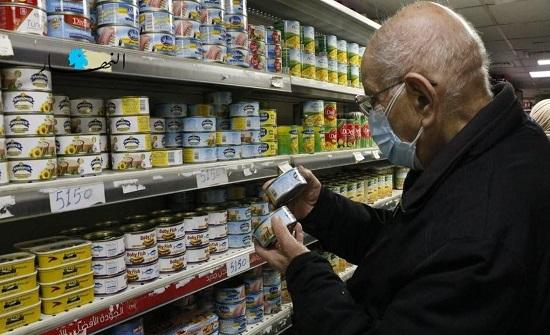 لبنان: ارتفاع اسعار السلع الاستهلاكية بنسبة 50 % بأقل من شهر