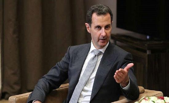 بشار الأسد يصدر قانون الموازنة العامة لسوريا